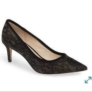 New Louise et Cie Jordyna Pump Feroce Lace